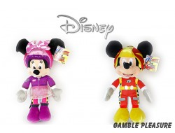 Mickey & Minnie Formule 1
