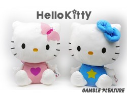 Pluche Hello Kitty Fee 45cm