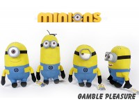 Minions 24-30cm with 3D eyes