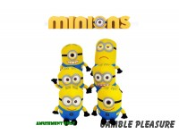 Minions 16-18cm with print eyes